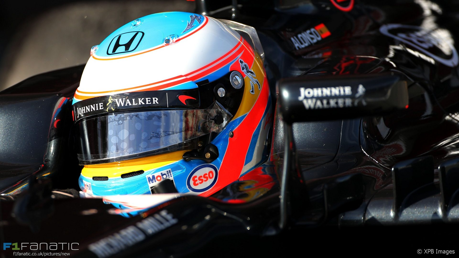 Fernando Alonso, McLaren, Circuit de Catalunya, 2016