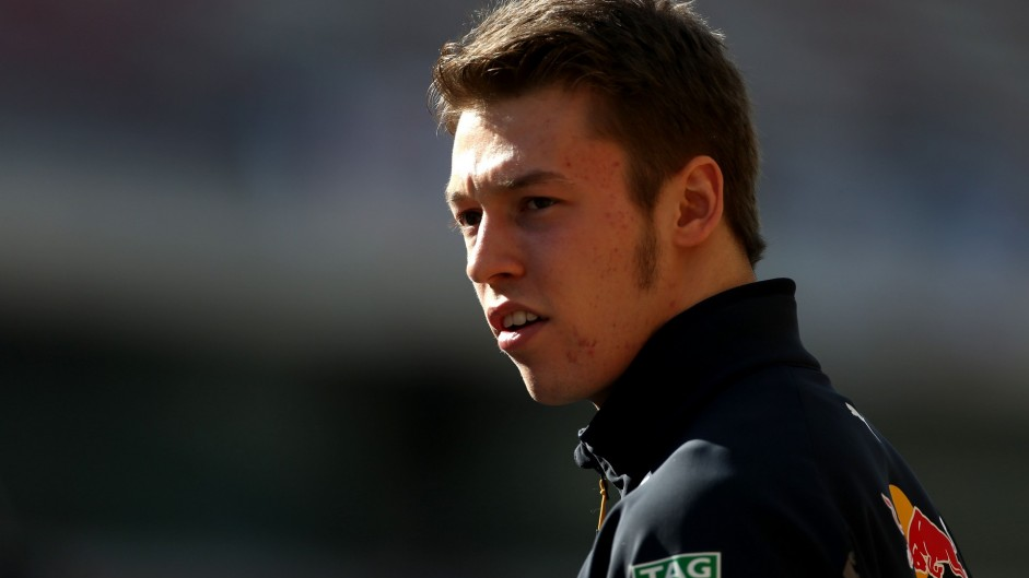 Red Bull's talent shortage means all is not lost for Kvyat