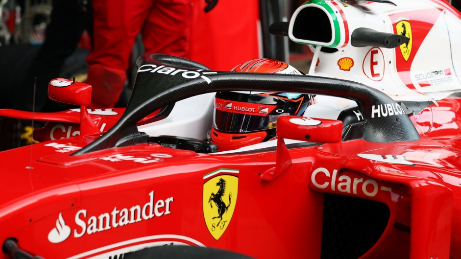 Halo made little difference to visibility – Raikkonen