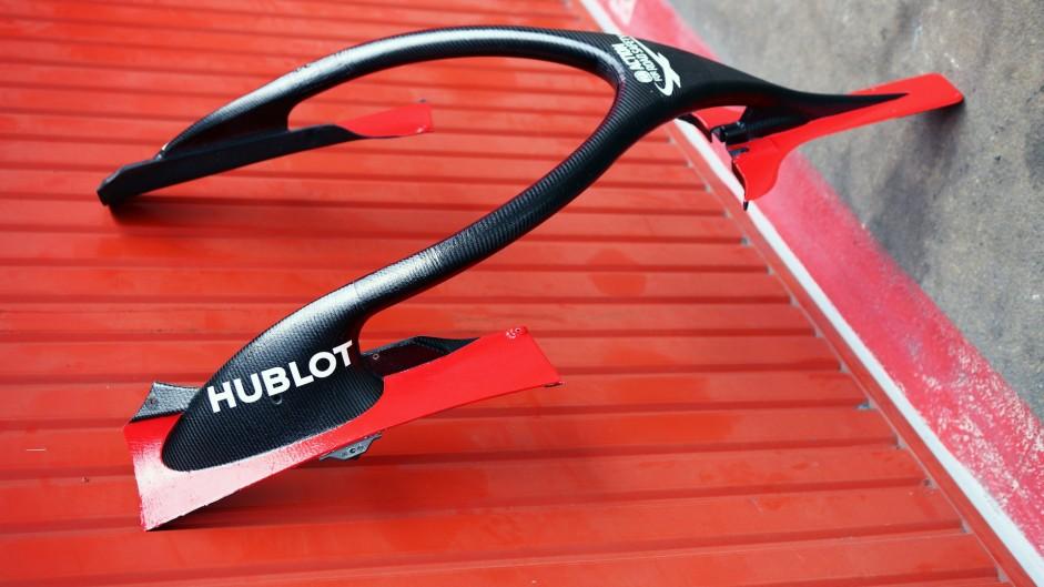 Halo cockpit cover, Ferrari, Circuit de Catalunya, 2016