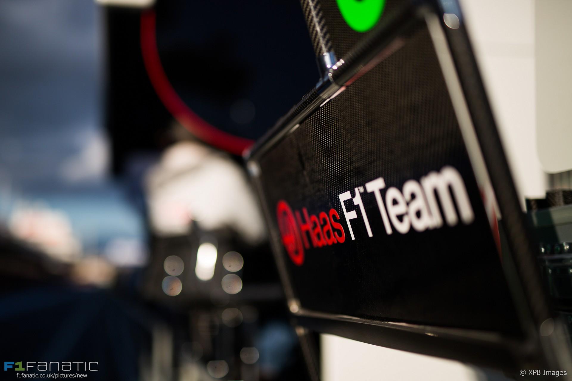 Haas, Circuit de Catalunya, 2016