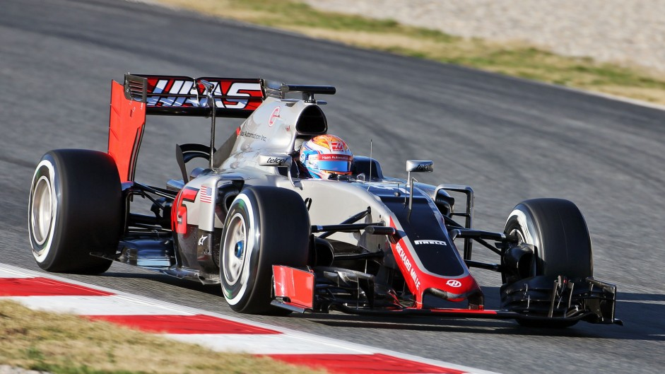 Haas will also launch new car on final day before test