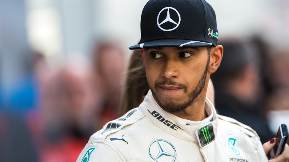 Hamilton: 'Ferrari have got something up their sleeve'