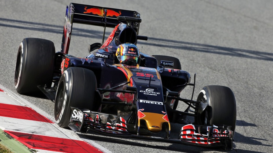 "New Toro Rosso ""much better than expected"" – Tost"