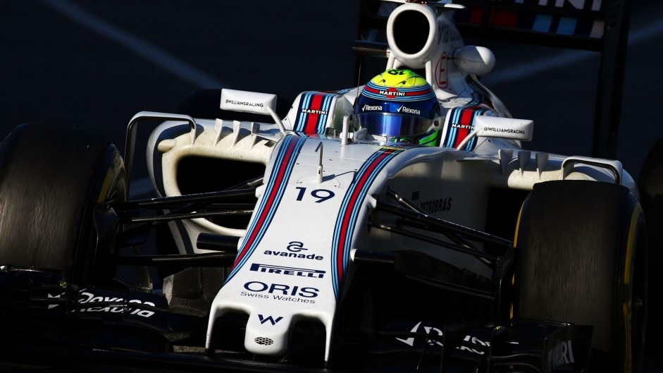 Williams face a fight to hold on to third place