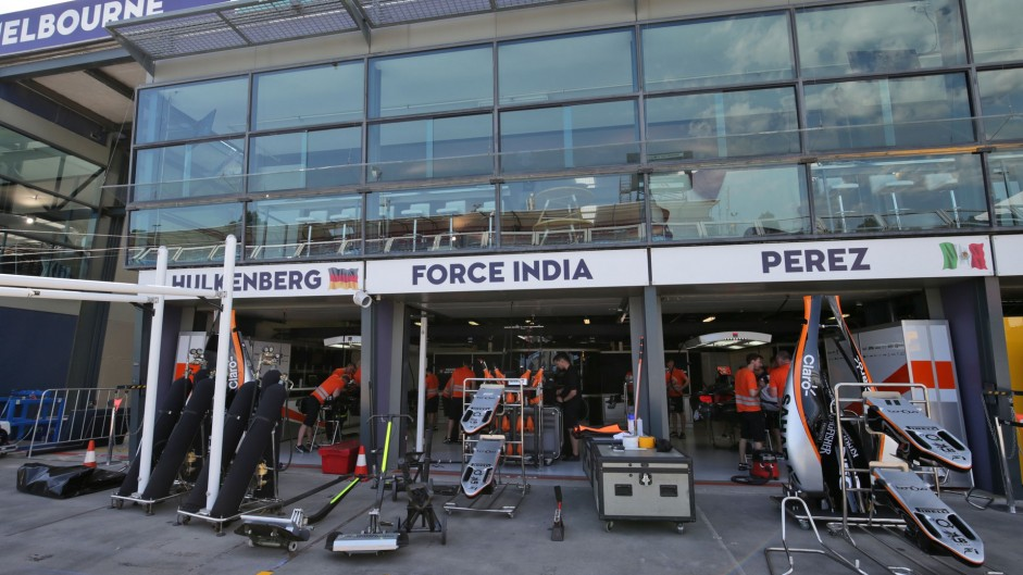 Stewards deny curfew appeal from Force India