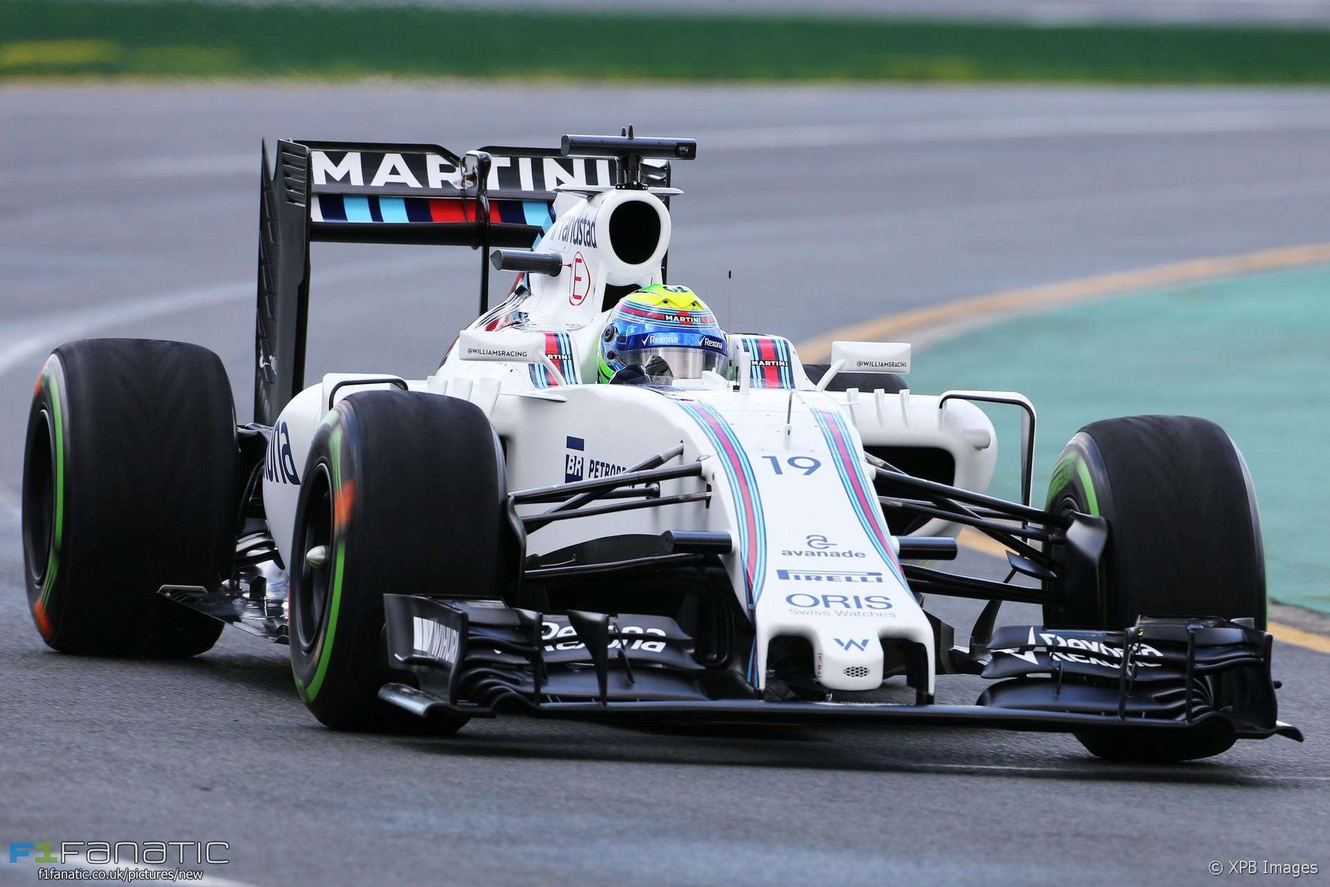 Equipe Williams de Formula 1 de 2016 by F1 Fanatic