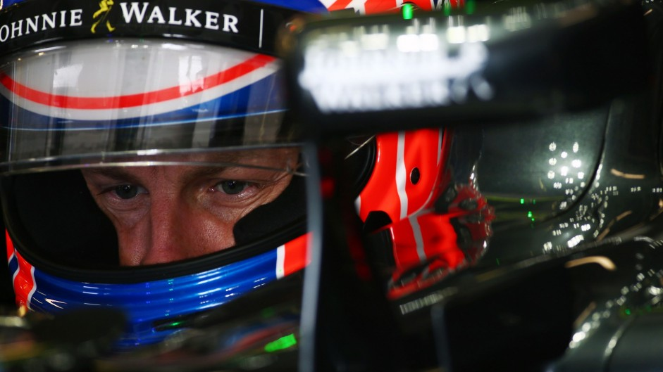 2016 F1 season driver rankings #14: Button