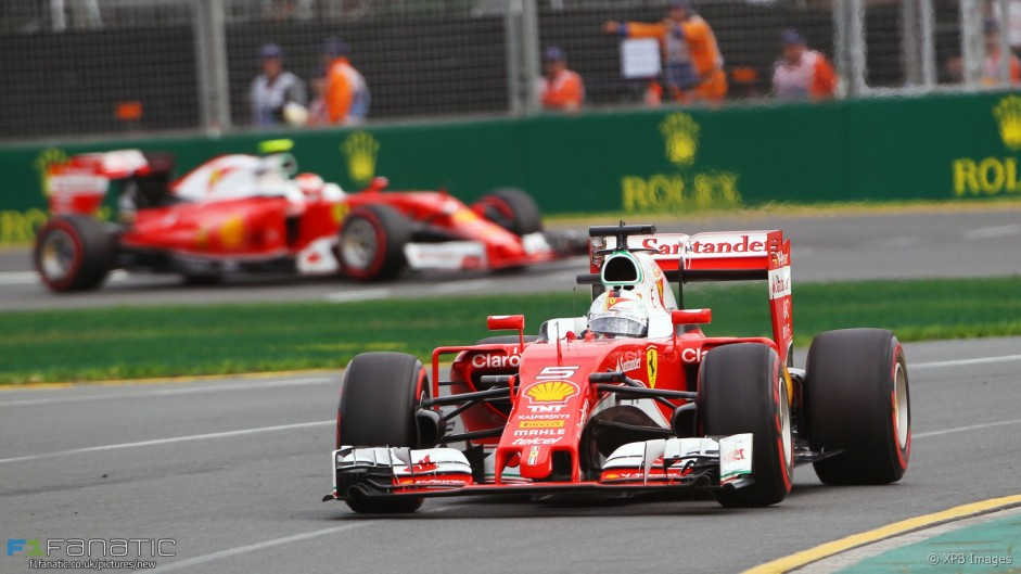 "New qualifying format ""definitely wrong"" – Vettel"