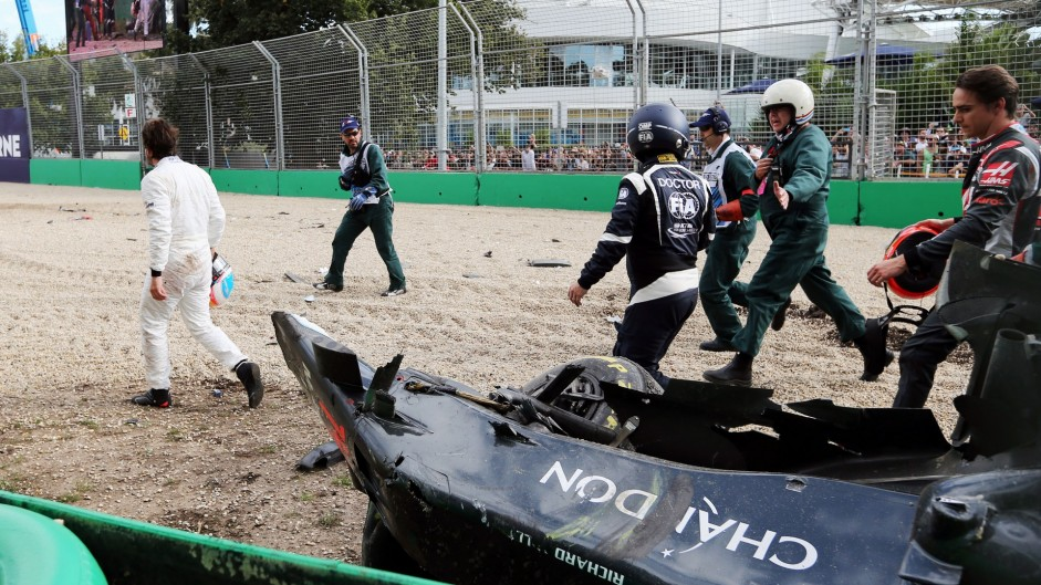 "Halo would have been ""welcome"" in crash – Alonso"
