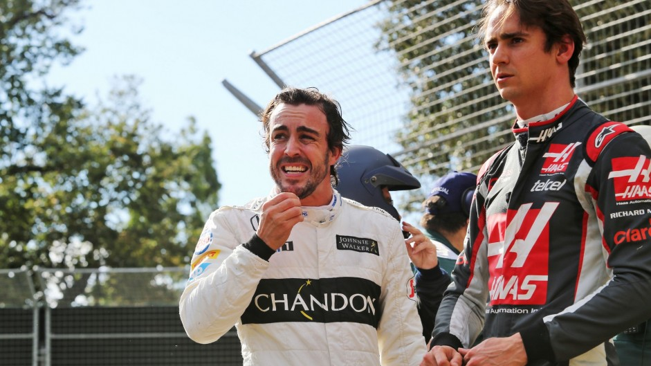 Caption Competition 100: Alonso and Gutierrez