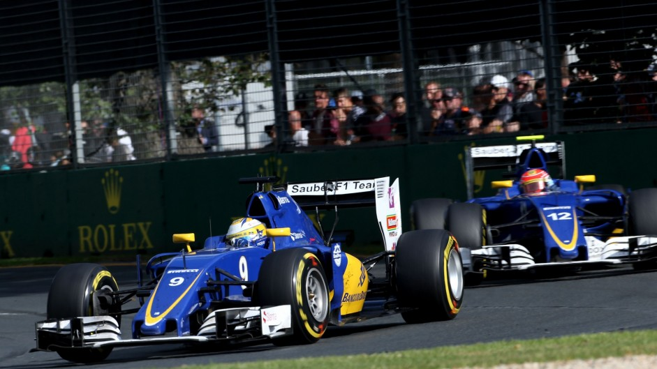 Advance payment helps Sauber keep going