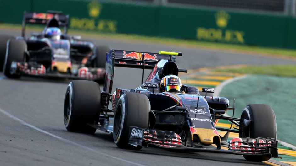 """Frustrated Verstappen says he was """"much faster"""" than Sainz"""