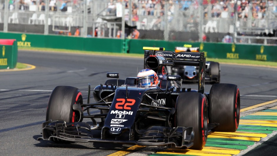 Fuel upgrades helping McLaren and Honda catch up