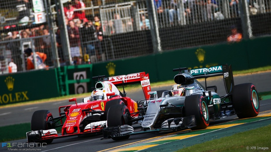 Have stable rules really helped Mercedes' rivals catch up?