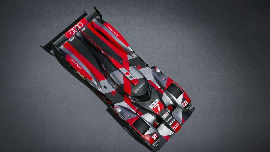 Audi R18 LMP1, World Endurance Championship, 2016