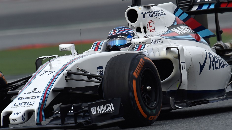 Valtteri Bottas, Williams, Circuit de Catalunya, 2016
