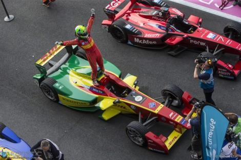 Lucas Di Grassi, Formula E, Mexico City, 2016