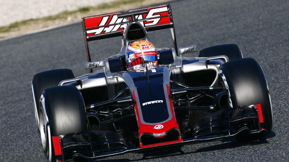 Just when F1 needed a good news story, here comes Haas