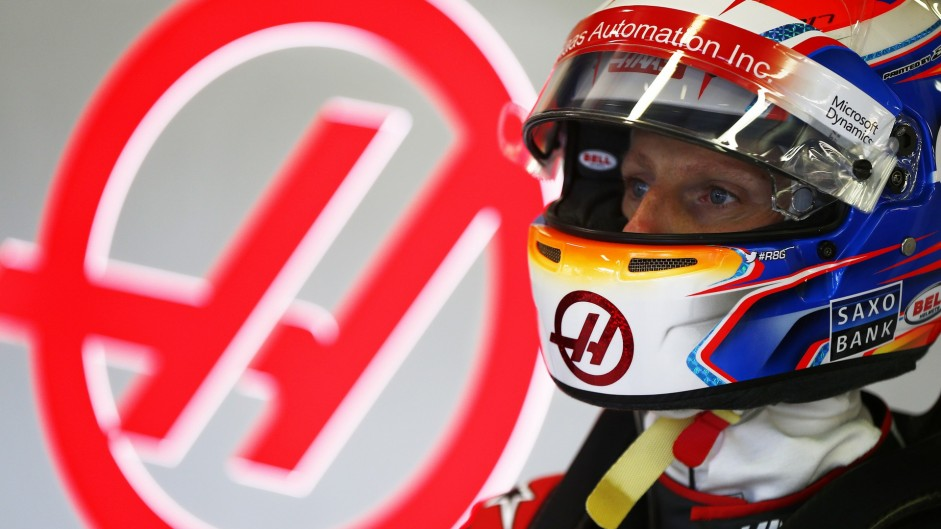 Third Driver of the Weekend win for Grosjean