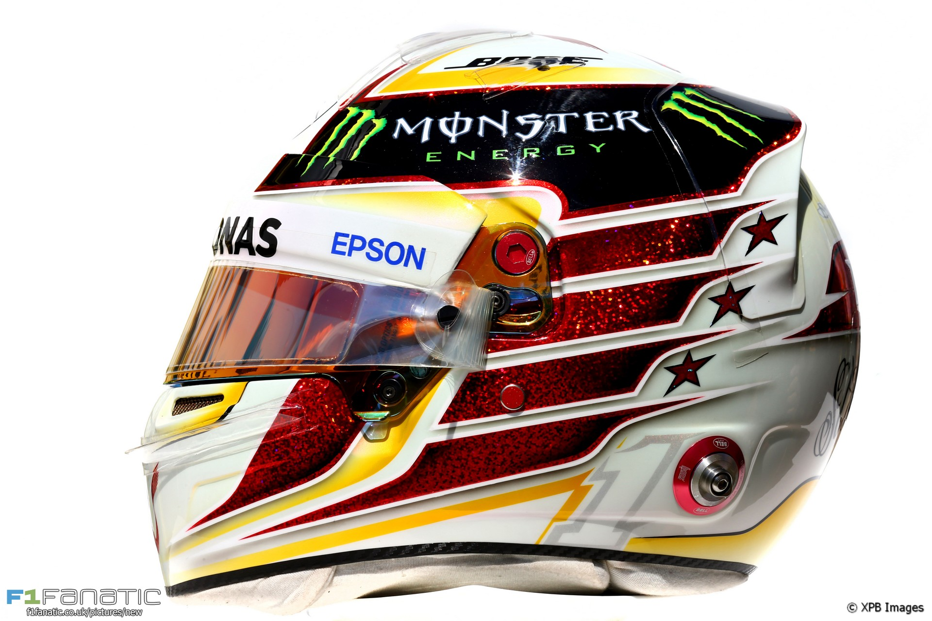 lewis hamilton helmet 2016 f1 fanatic. Black Bedroom Furniture Sets. Home Design Ideas