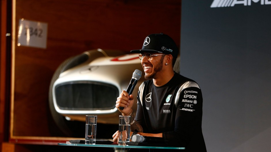 "Hamilton: Radio ban will make races ""a lot harder"""