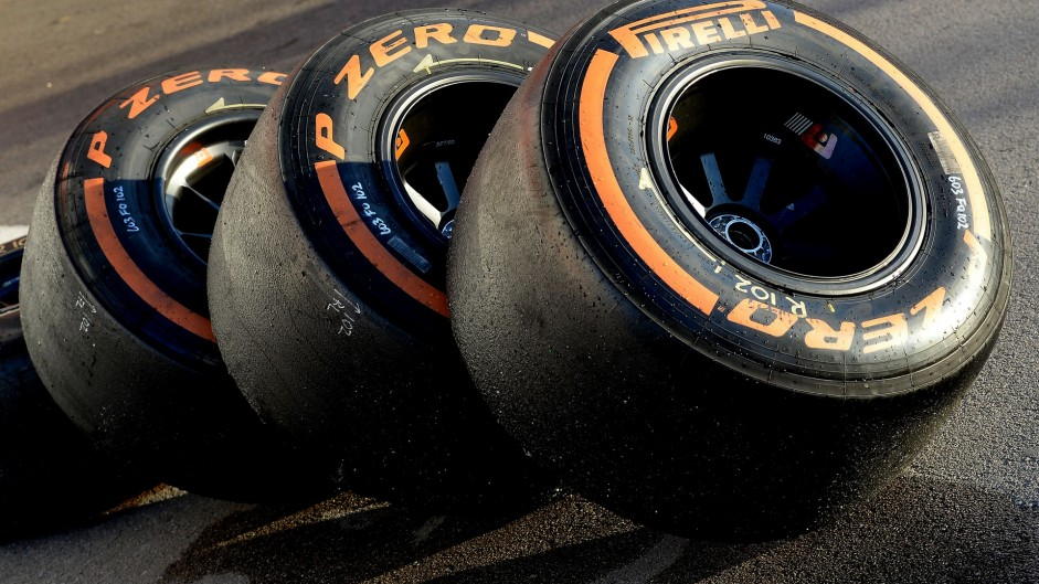 Hardest tyre selection for British Grand Prix