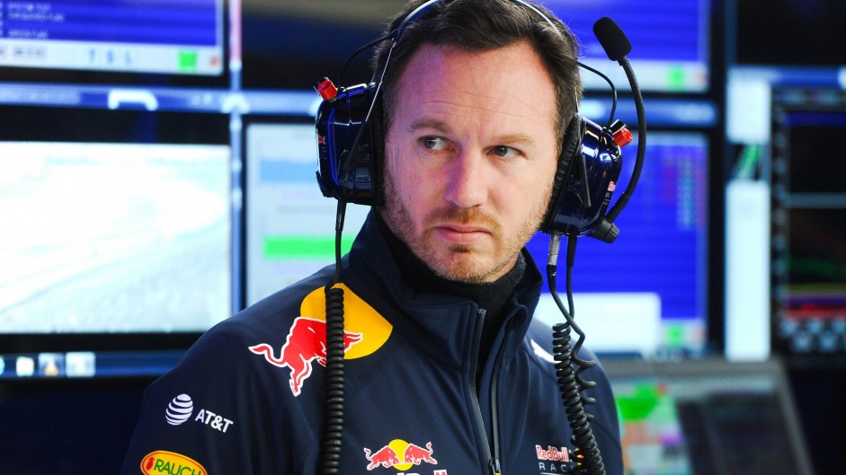 Horner baffled by Ferrari's decision to continue Vettel appeal