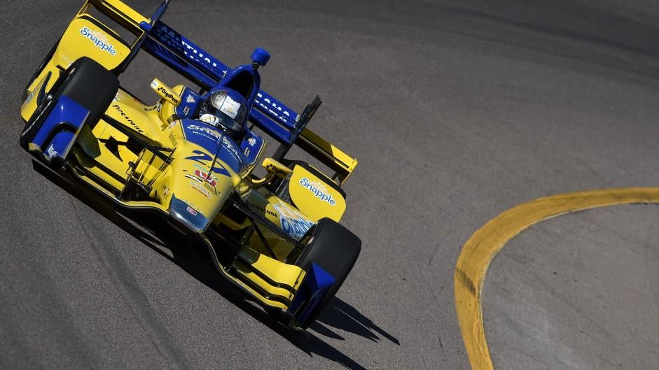 Marco Andretti, Andretti, IndyCar, Phoenix, 2016