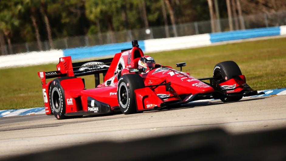 Graham Rahal, RLL, IndyCar, Sebring, 2016