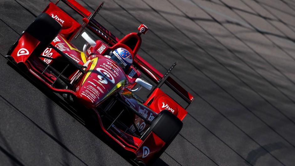 Scott Dixon, Ganassi, IndyCar, Phoenix, 2016
