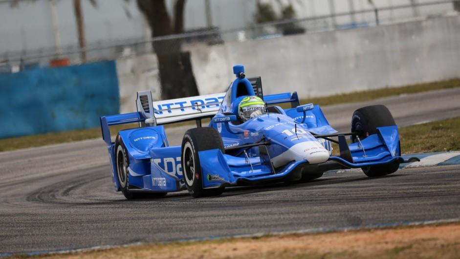Tony Kanaan, Ganassi, IndyCar, Sebring, 2016