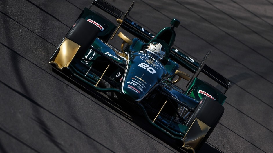 Ed Carpenter, Carpenter, IndyCar, Phoenix, 2016