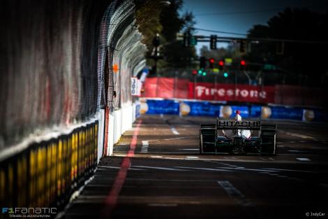 IndyCar St Petersburg, 2016