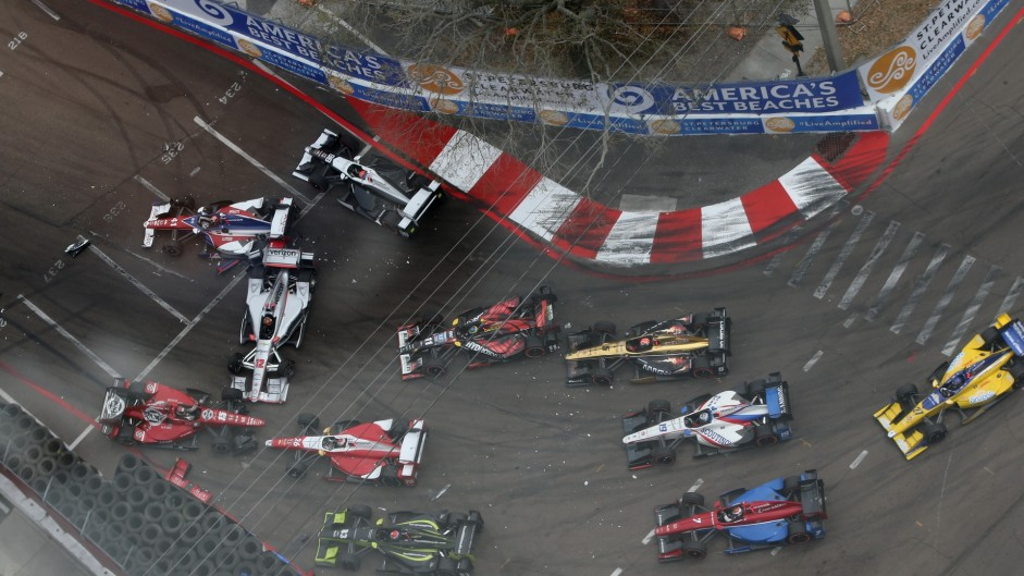 IndyCar pole sitter misses out, Formula E winner loses out