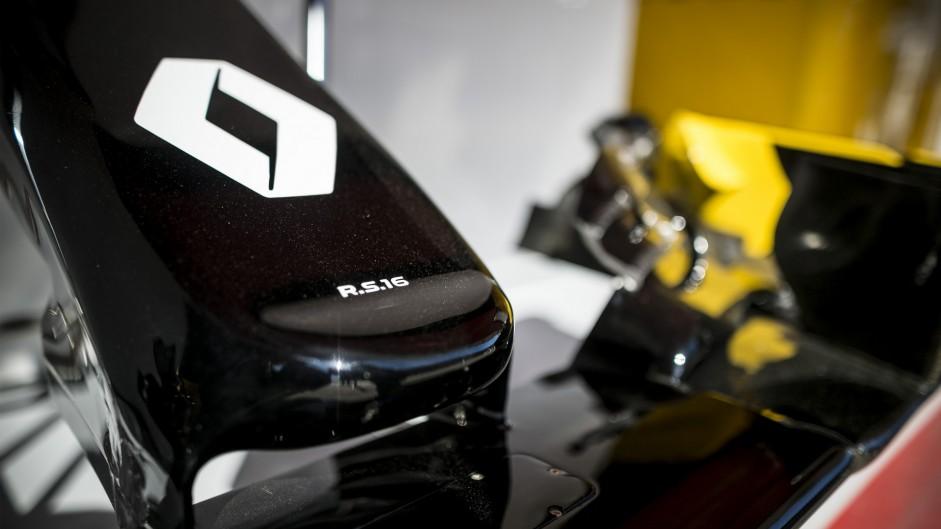 Renault, Circuit de Catalunya, 2016