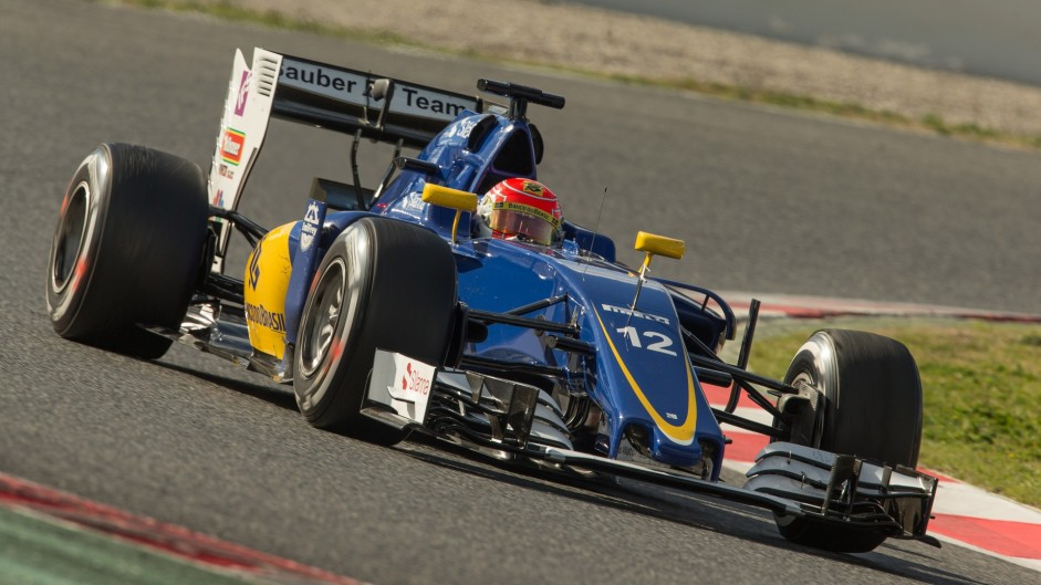 Sauber face challenging season after late start