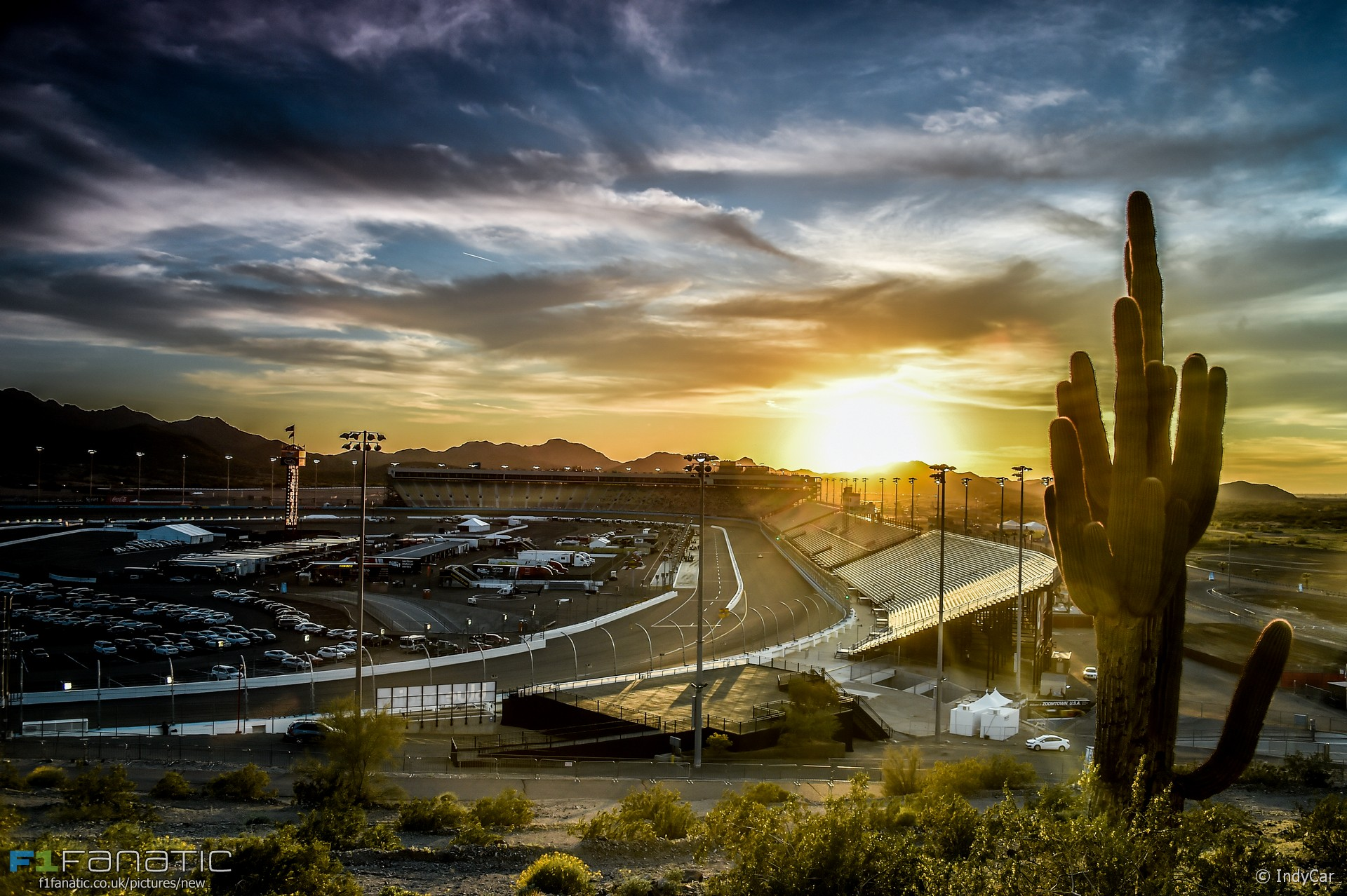 Phoenix test, IndyCar, Sebring, 2016