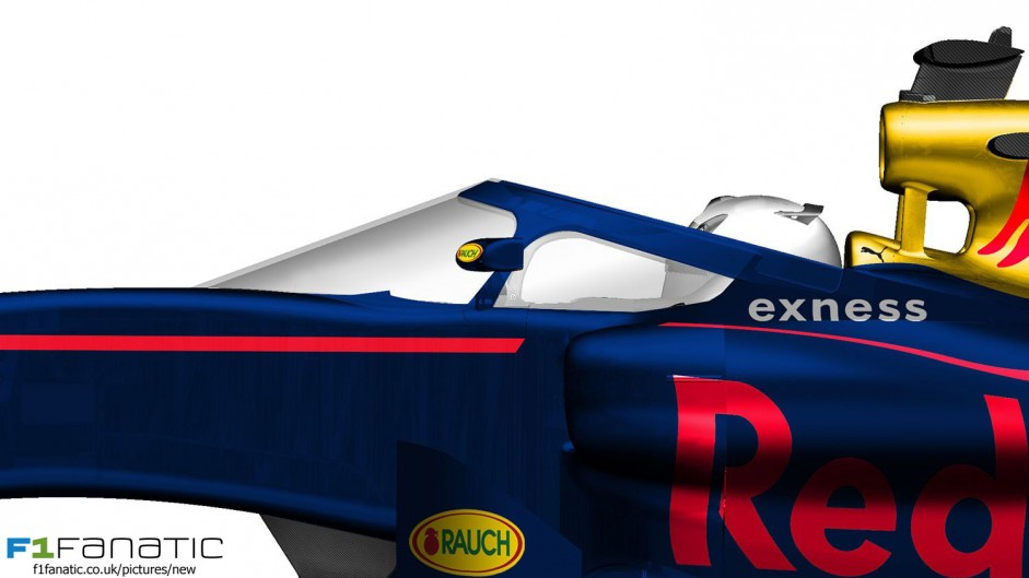 Red Bull canopy, 2016