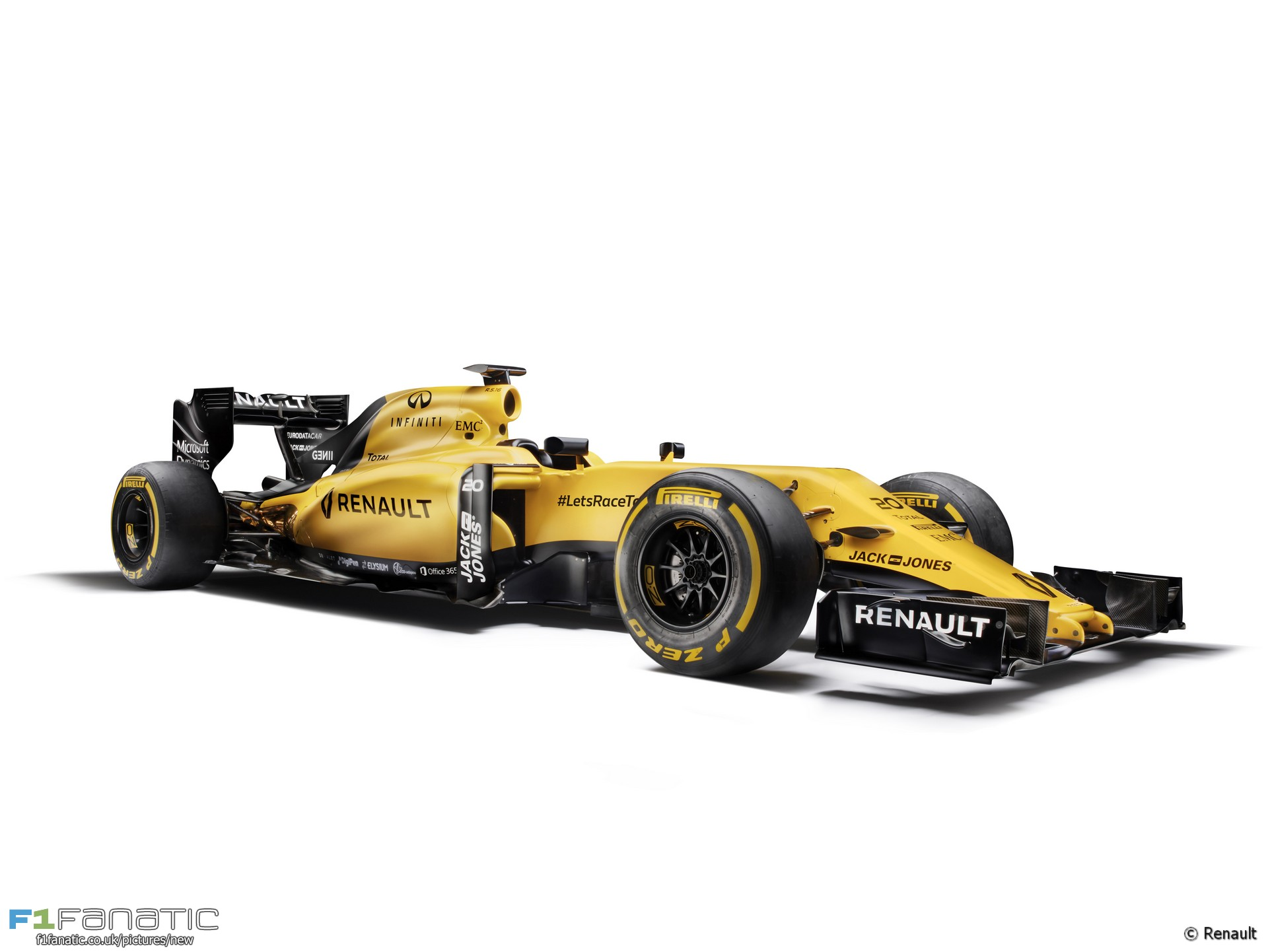 Renault RS16 livery, 2016