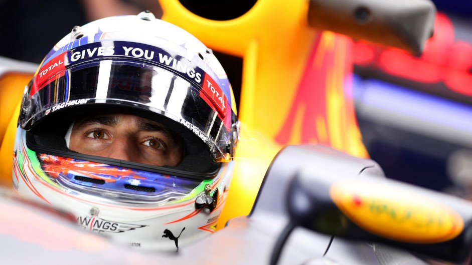 Red Bull race pace stronger than qualifying – Ricciardo