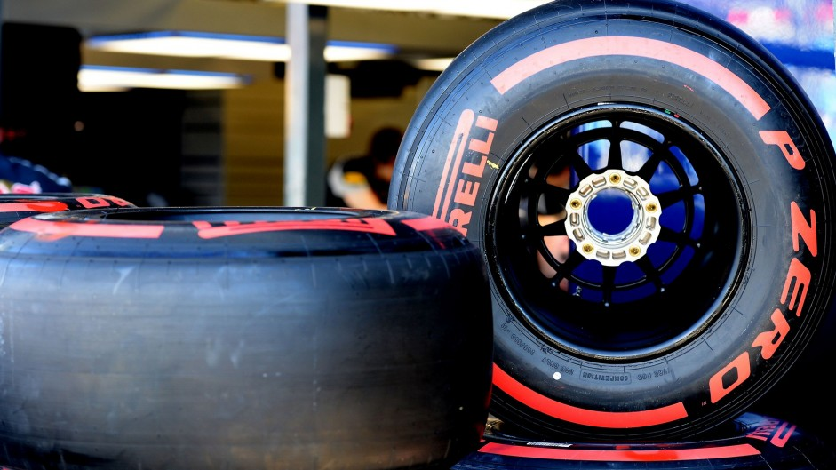 Drivers' tyre choices for Chinese Grand Prix confirmed