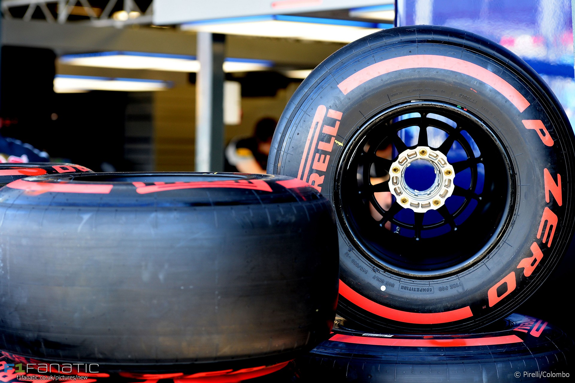Super-soft tyres, Albert Park, 2016