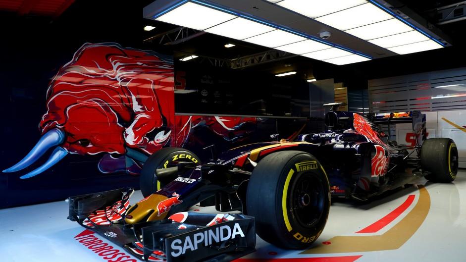 Toro Rosso STR11, Circuit de Catalunya, 2016