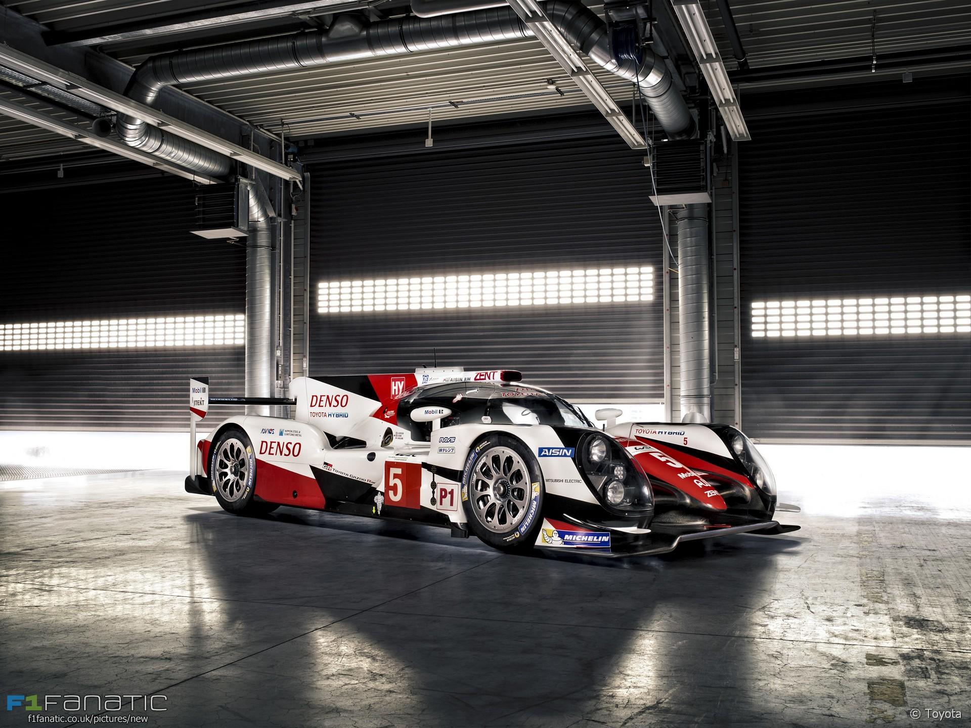 Toyota TS050 LMP1, 2016