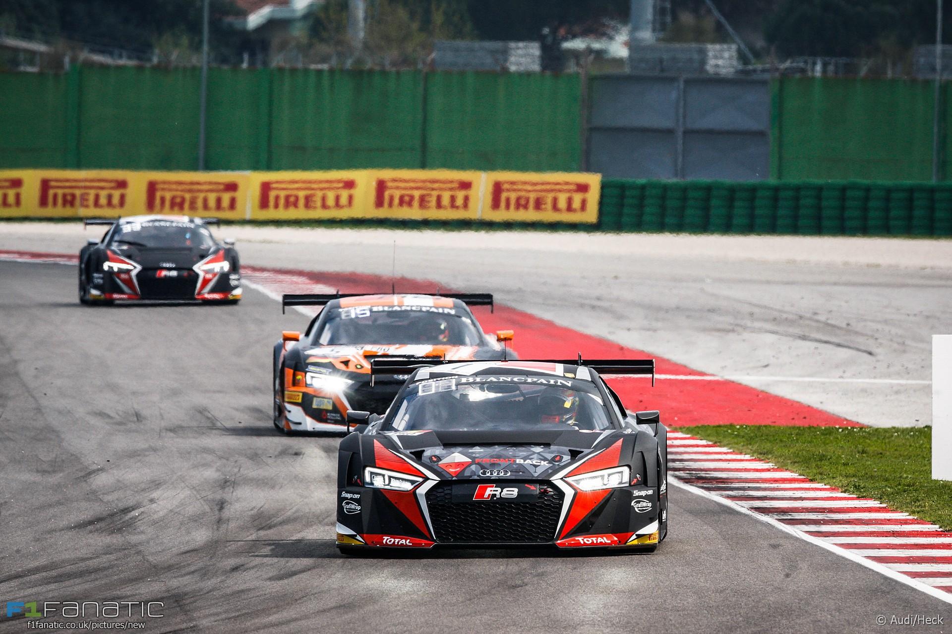 Frederic Vervisch/Laurens Vanthoor, Audi R8 LMS, GT Series Sprint Cup, Misnao, 2016