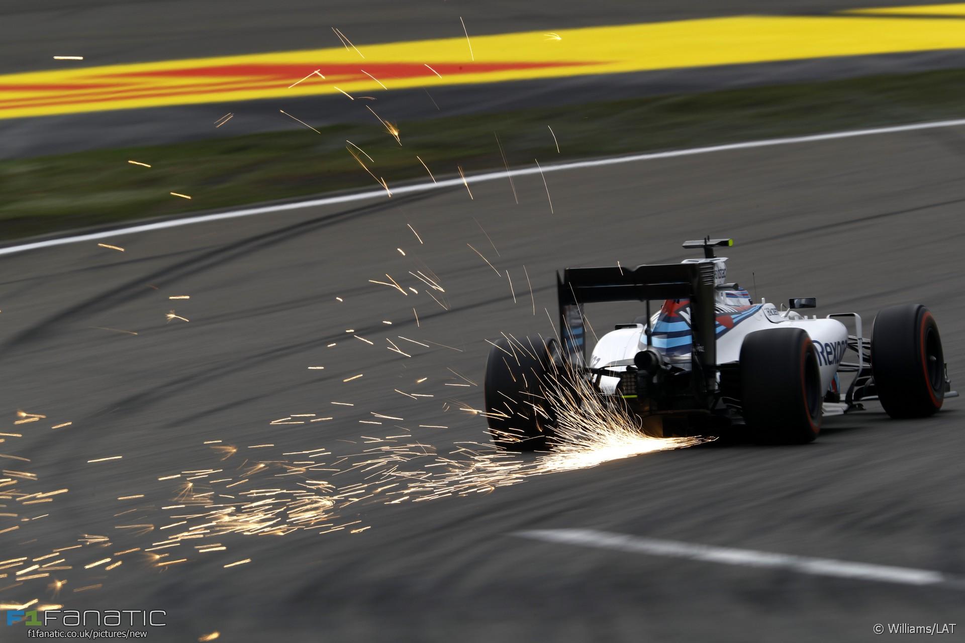 Felipe Massa, Williams, Shanghai International Circuit, 2016