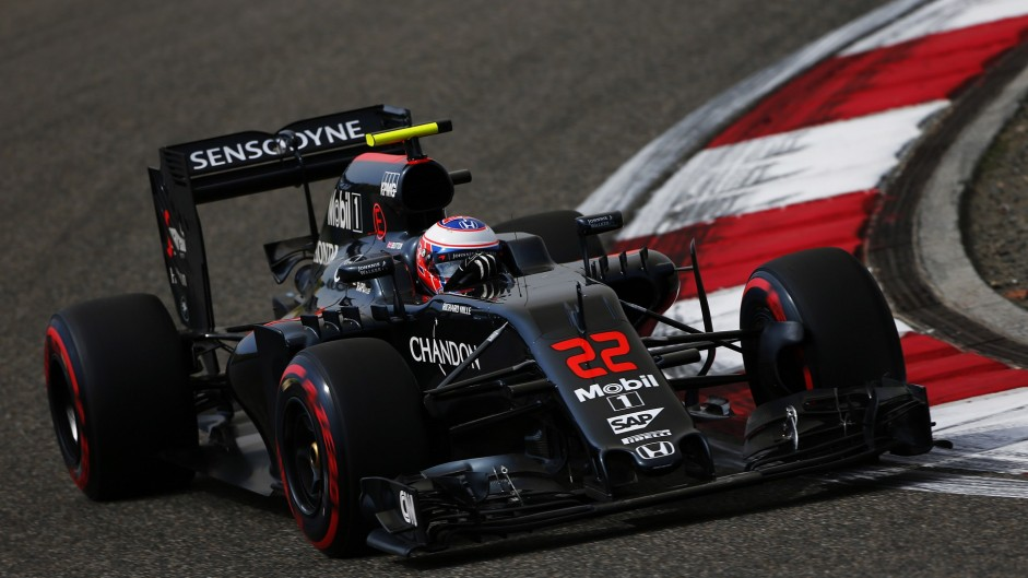 """Honda realise need for engine """"makeover"""" in 2017 – Button"""