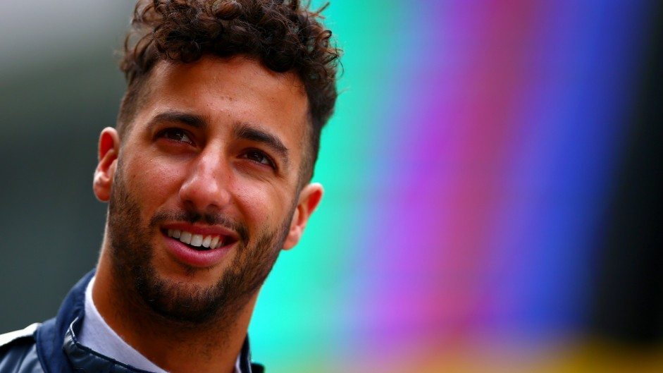 Ricciardo's recovery drive earns fourth Driver of the Weekend win