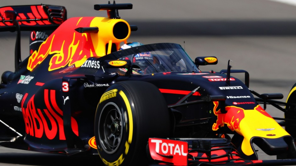 "Aeroscreen visibility ""pretty good"" – Ricciardo"